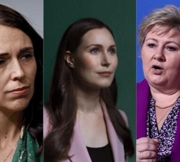 Каква изненада! Жените-лидери се борят с кризата различно