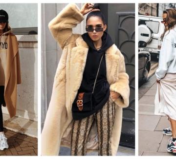 26 стайлинг идеи как да носим суитшърт вместо пуловер