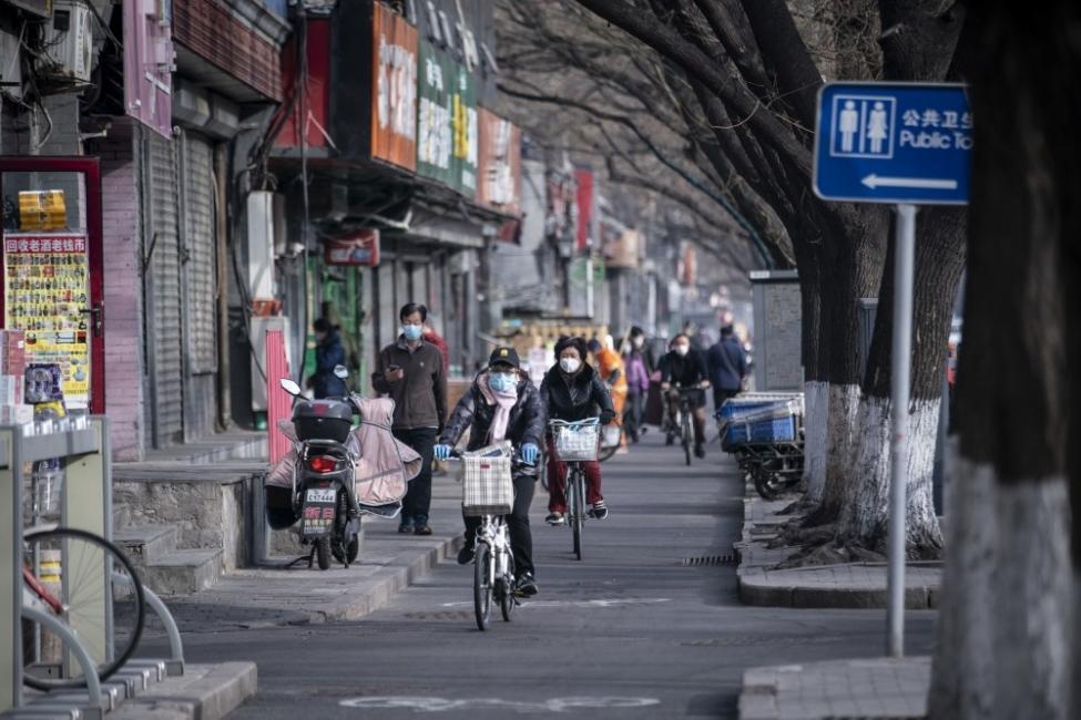 Ето как животът в Китай бавно се връща към нормалното си темпо
