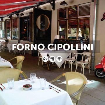 Една рецепта и си там: ризото с шафран и морски дарове от Forno Cipollini
