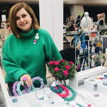 Малкият голям бизнес: Надежда Желязкова от Nadya's Knit
