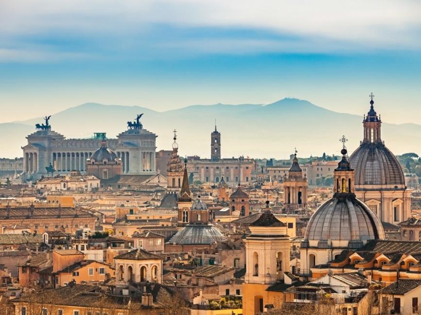 """Писмо от Рим до Европа: """"Пиша ви от Италия, пиша ви от вашето бъдеще"""""""