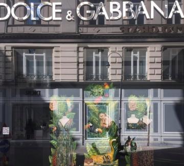 Виена притихна и се отдаде на window shopping по лъскавите витрини