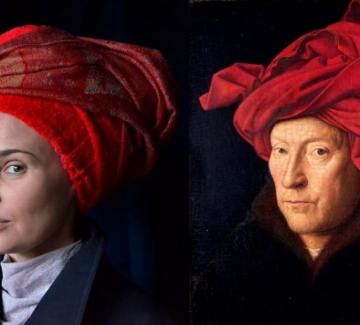 Музеите с предизвикателство към феновете: да пресъздадат известни картини с подръчни средства