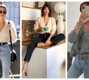 28 стайлинг идеи как да носим дънки с къса жилетка