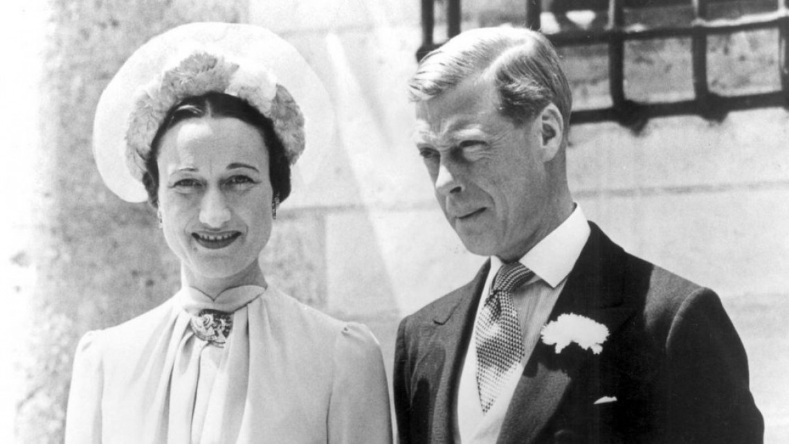 Уолис Симпсън и Едуард VIII: Любов вместо власт