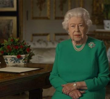 """Кралица Елизабет II : """"Ще успеем - и този успех ще принадлежи на всеки един от нас"""""""