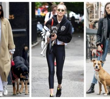 26 стайлинг идеи за разходка с кучето