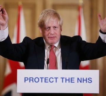 Една българка от Лондон: Борис Джонсън сега обединява нацията. Всички се молят за него.
