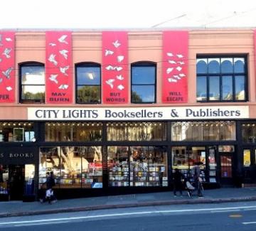 """Дарение от $450 000 за легендарната книжарница """"Сити Лайтс"""" в Сан Франциско"""