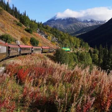 5 от най-красивите железопътни маршрути в света
