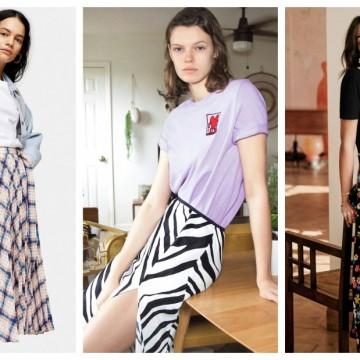 21 стайлинг идеи как да носим пола тази пролет