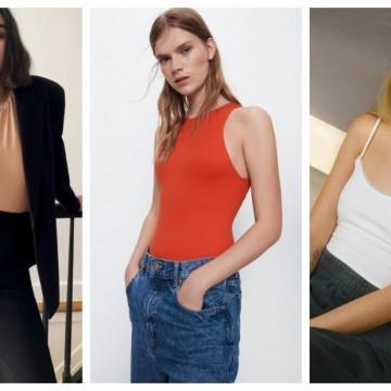 17 стайлинг идеи как да носим бодито като топ