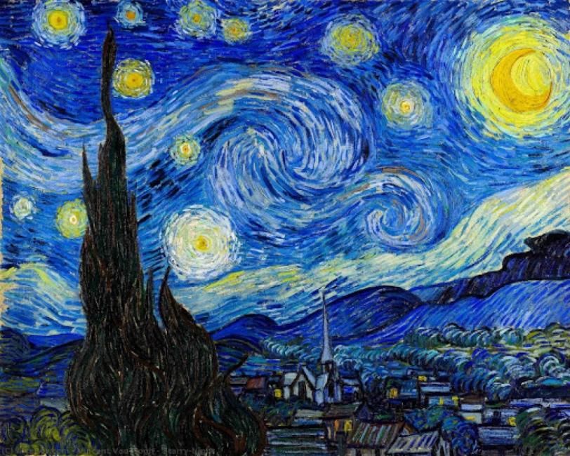 Изкуството е нещото, което поддържа духа ни жив! Затова...