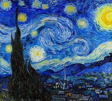 Поканете изкуството в живота си с онлайн тур на музея на Ван Гог