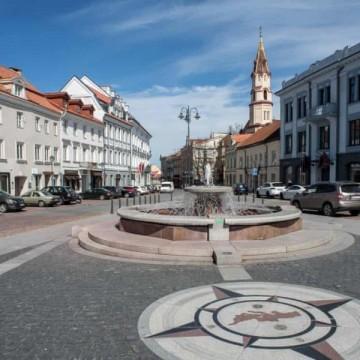 Столицата на Литва се превръща в гигантско кафене на открито