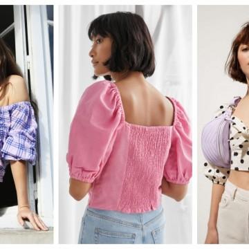 21 блузи, които ще освежат пролетния ви стайлинг