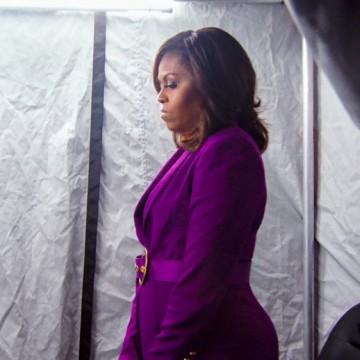 По бестселъра на Мишел Обама вече има и филм