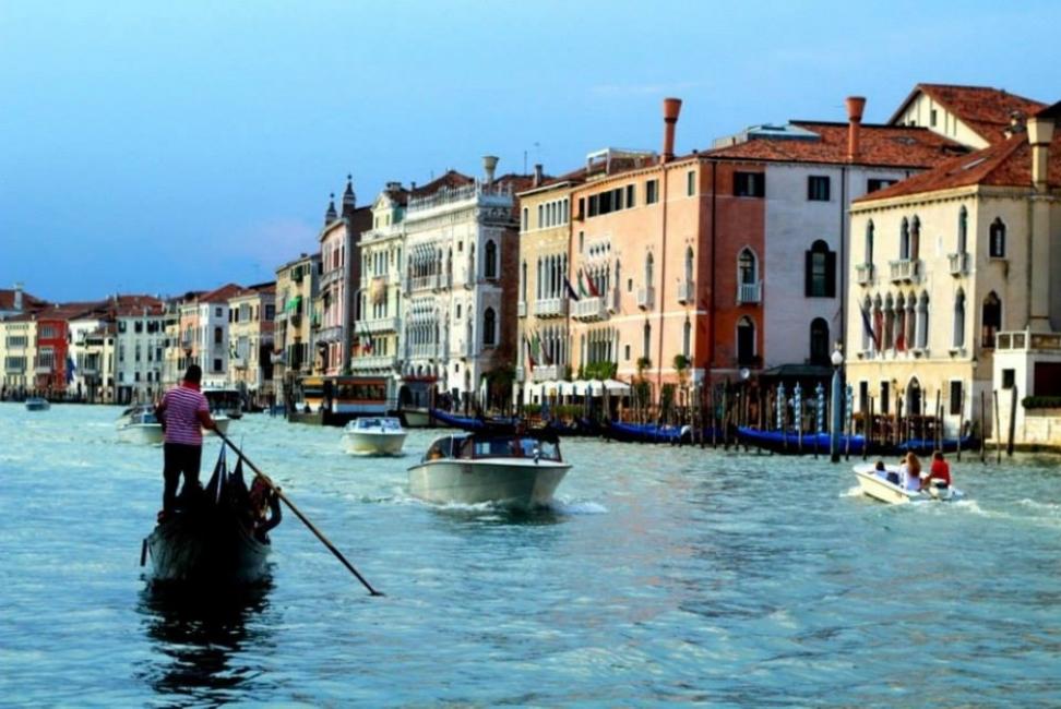 Мечтаем за Венеция