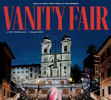 Великата красота на Паоло Сорентино оживява във Vanity Fair