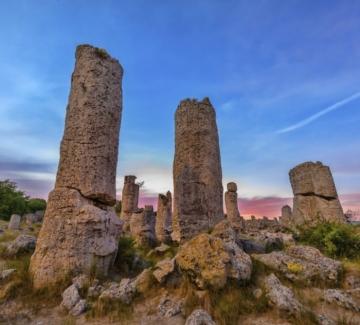 #Restart България: Побитите камъни – пътуване на сетивата