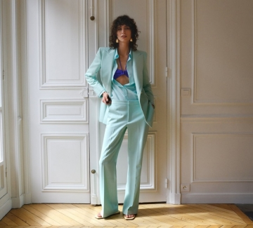 19 идеи как да носим цветен блейзър и да освежим стайлинга си