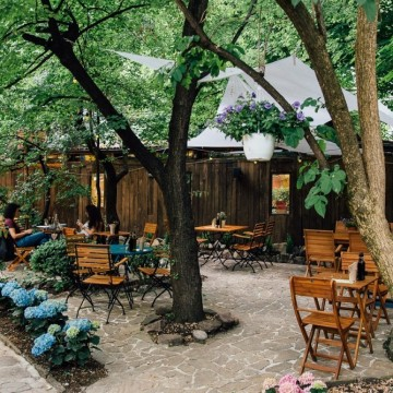 7 заведения в София с красиви летни градини