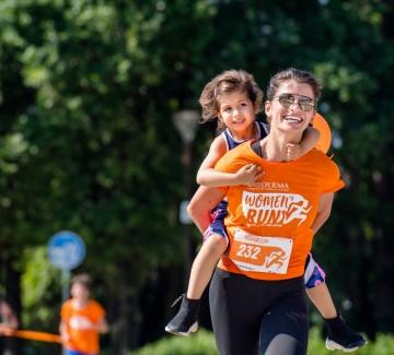 И тази година благотворително бягане само за жени в София