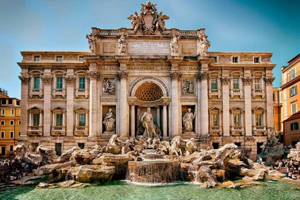 7-те най-пленителни фонтана в света