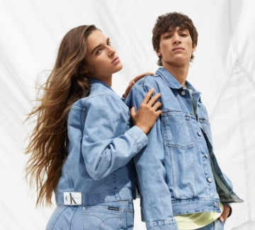 Calvin Klein Jeans с два нови магазина в София