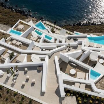 12 от най-красивите хотели в Гърция
