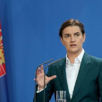 Премиерът на Сърбия Ана Бърнабич - още една успешна жена лидер