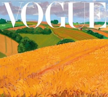 Британският Vogue с 14 корици вместо една