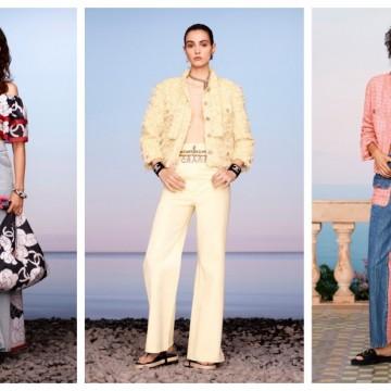 Круизната колекция на Chanel ни пренася на Капри. Вижте я!