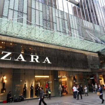 Собственикът на Zara затваря 1200 магазина