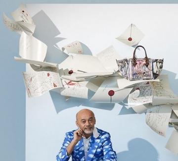 Новите чанти на Кристиян Лубутен ни пренасят в Париж
