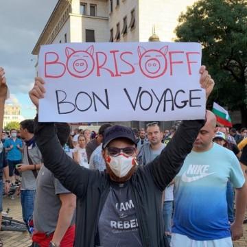 Протестите в България, отразени в чуждестранните медии