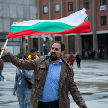 Протестиращите в Кьолн: Ние сме част от българската демократична общност!