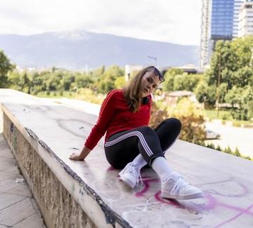 Виктория Динкова-Vick: Вдъхновението се крие в желанието за живот, независимо от всичко