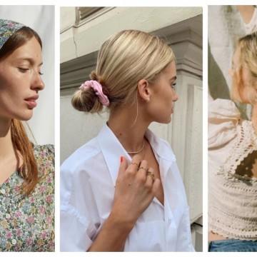 5 аксесоара за коса, които не спираме да носим това лято