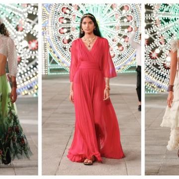 Круизната колекция на Dior ни пренася в Пулия