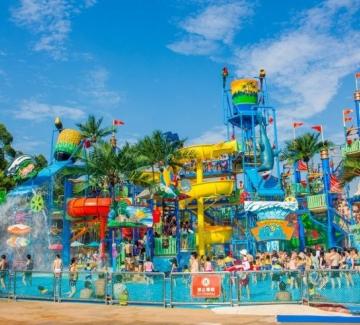5 аквапарка в света, които си струва да посетите