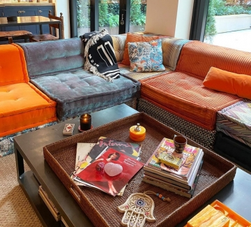 Джиджи Хадид показа новия си апартамент в Ню Йорк