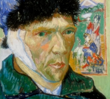 Къде за последен път е рисувал Ван Гог?