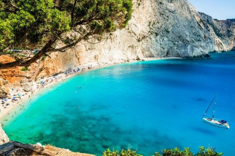 12 от най-красивите плажове в Гърция