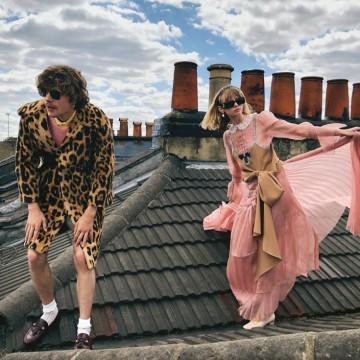 Модели ни канят в домовете си в новата кампания на Gucci
