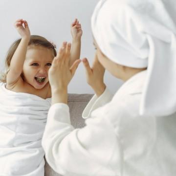 Как къпането на детето може да бъде още по-забавно