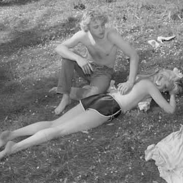 Безгрижното лято през обектива на Серджио Пуртел