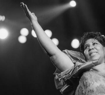 Aрета Франклин – кралицата на соул музиката, която никой не може да детронира