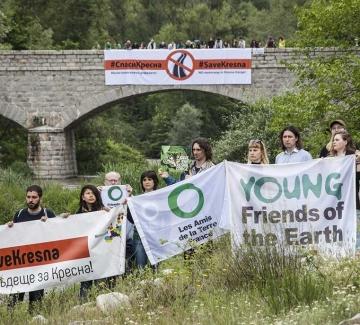 Природозащитник с гладна стачка до оставката на Борисов